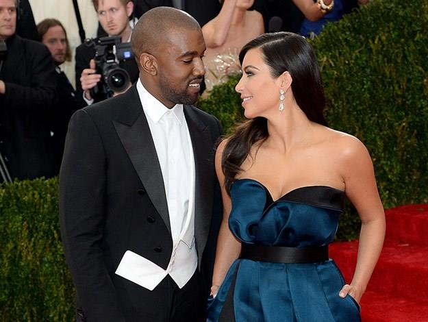 "Kanye West on Kim Kardashian: ""I loved her from the day I saw her."""