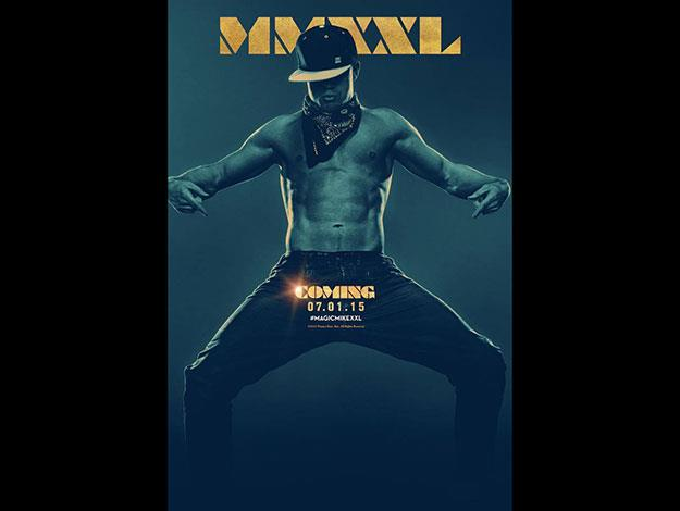 The release of the trailer comes the day after the official poster was release. In the true spirit of Magic Mike, it didn't even bother with subtlety. The filmmakers know what you want!