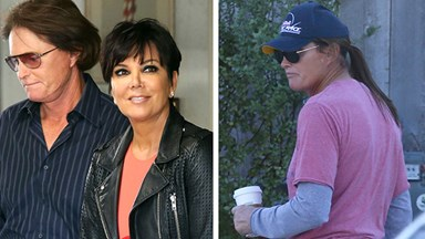 Kris Jenner having a difficult time with Bruce's transition