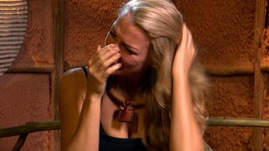 Anna Heinrich's teary meltdown on I'm a Celebrity…Get me Out of Here!