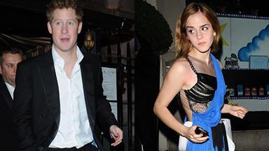 Prince Harry's secret dates with Emma Watson!