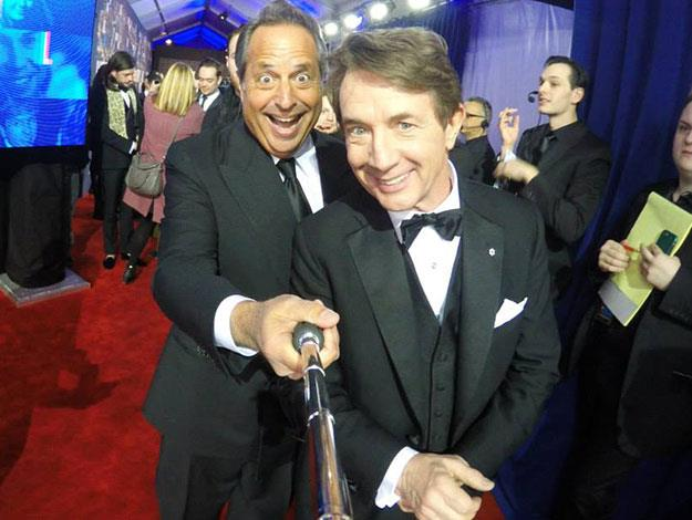 Comedy legends Martin Short and Jon Lovitz