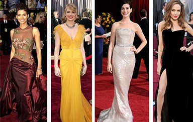 Best Oscar Dresses EVER!