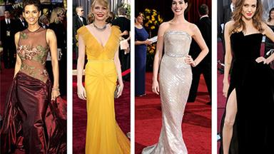 Best Oscar Dresses EVER!
