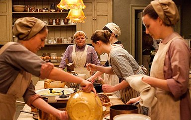 Downton Abbey set secrets