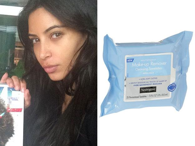 "Neutrogena Make-Up Remover Cleansing Towelettes – [$7.99 at Priceline](https://www.priceline.com.au/cosmetics/face/makeup-remover/makeup-remover-cleansing-towelettes-25.0-pack) - ""They take off everything but really gently—even mascara!"" (for the rare occasions when she goes make-up free!)"