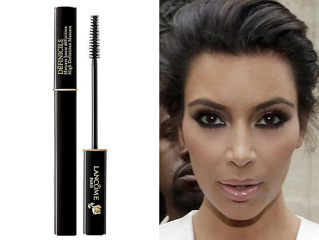 "Lancôme Définicils High Definition Mascara -[$27.50 at Sephora](http://www.sephora.com/definicils-high-definition-mascara-P54450). ""For mascara, I think Lancôme makes the best mascaras. [This] is my favourite"""