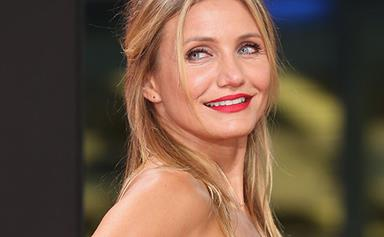 Cameron Diaz says that sex is the secret behind her toned physique