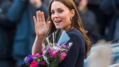 Catherine the Duchess of Cambridge is heading to Downton Abbey!