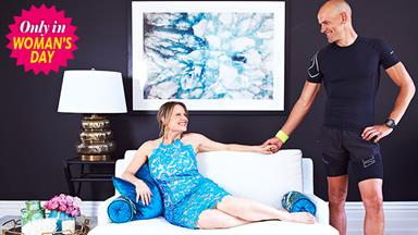 The Block's Shaynna Blaze reveals her body overhaul