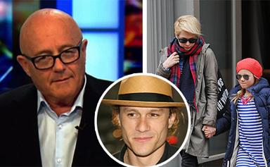 Heath Ledger's father says Matilda Is just like him