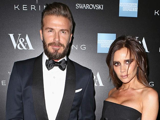 Victoria and David Beckham hit the red carpet for the Alexander McQueen gala. Attendees noticed the usually composed designer looked very frazzled.
