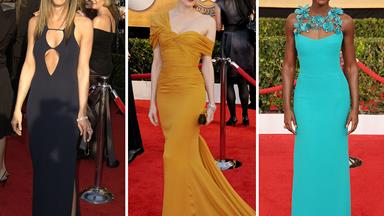 The best SAG Award red carpet looks EVER!