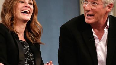 Julia Roberts and Richard Gere recreate iconic Pretty Woman scenes