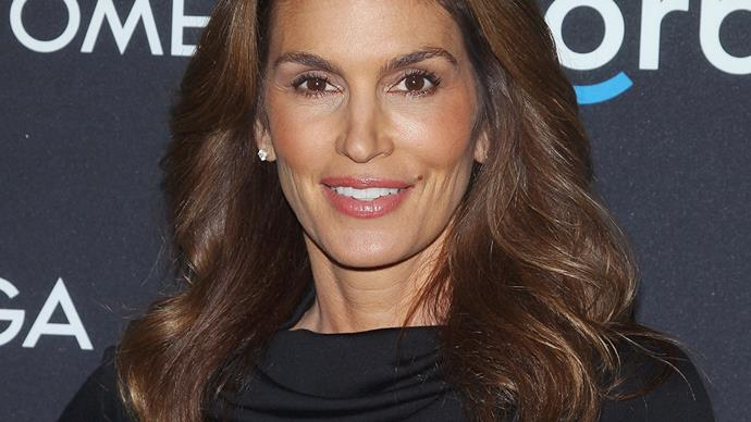 cindy crawford fake unretouched images