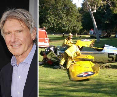 Harrison Ford wants to fly again as soon as possible