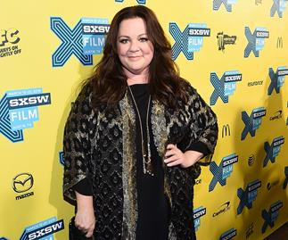 Melissa McCarthy injured on set