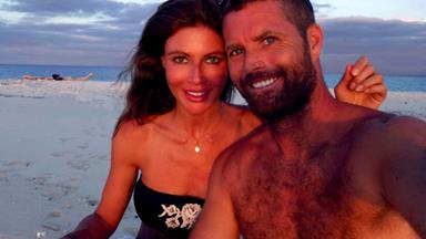 Pete Evans secret: My fiancee's already married – to a woman!