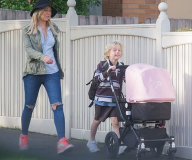 Carrie Bickmore: The baby healing my heart