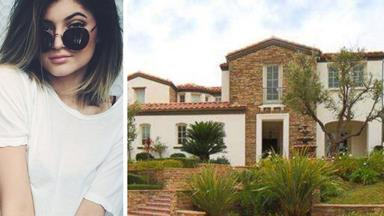 Kylie Jenner buys a new home