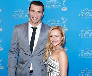 Hayden Panettiere husband Wladimir Klitschko