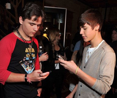 Prince Jackson is collaborating with Justin Bieber