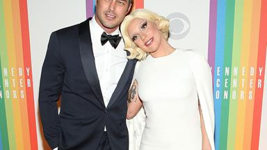 Lady Gaga is officially engaged to Taylor Kinney