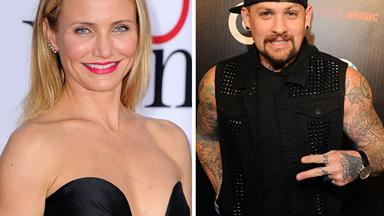 Cameron Diaz and Benji Madden have tied the knot!