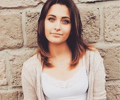 EXCLUSIVE! Paris Jackson happy, healthy and a soccer WAG!