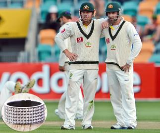EXCLUSIVE: David Warner's touching wedding tribute to his late mate, Philip Hughes