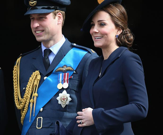 Royal Baby has officially arrived