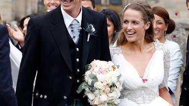 Tennis star Andy Murray marries Kim Sears!
