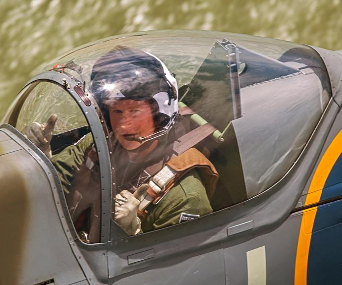 Inside Prince Harry's gruelling schedule for the Australian Army