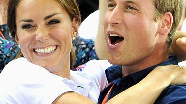 The Duke and Duchess of Cambridge's sweetest moments