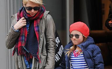 Heath Ledger's sister praises Michelle Williams parenting with Matilda