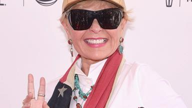 Roseanne Barr is going blind