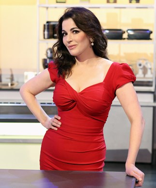 Nigella Lawson is cooking up a storm on her new show!