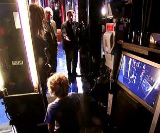 John Travolta's four-year-old son