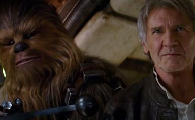 The new Star Wars trailer is finally here!