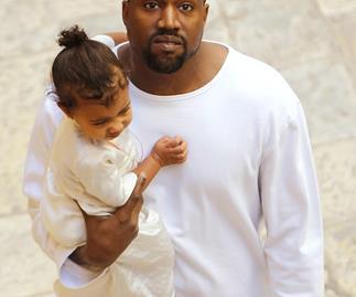 Kim Kardashian shares details of North West's Jerusalem baptism