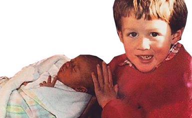 Reality star siblings! The Block's Josh Densten is Gogglebox's Adam's older brother