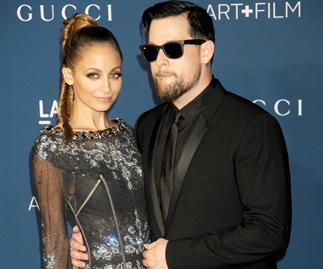 Has Nicole Richie met with a divorce lawyer to discuss her marriage with Joel Madden?