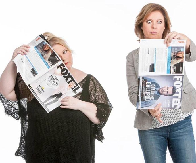 Kath and Kim's Magda Szubanski and Gina Riley reunite for new comedy show Open Slather