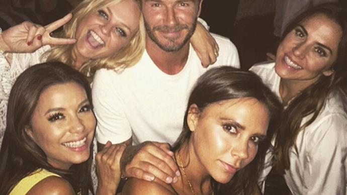 The party of the century! David Beckham celebrates 40th with star-studded bash in Marrakech