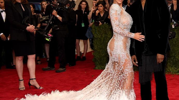 Fashion's night of nights: Stars get frocked up for the 2015 Met Gala