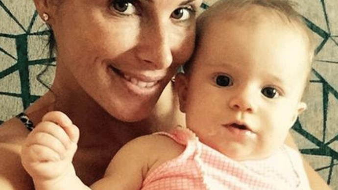 """David Warner farewells wife Candice and daughter Ivy as he embarks on a """"tough"""" six week cricket tour"""