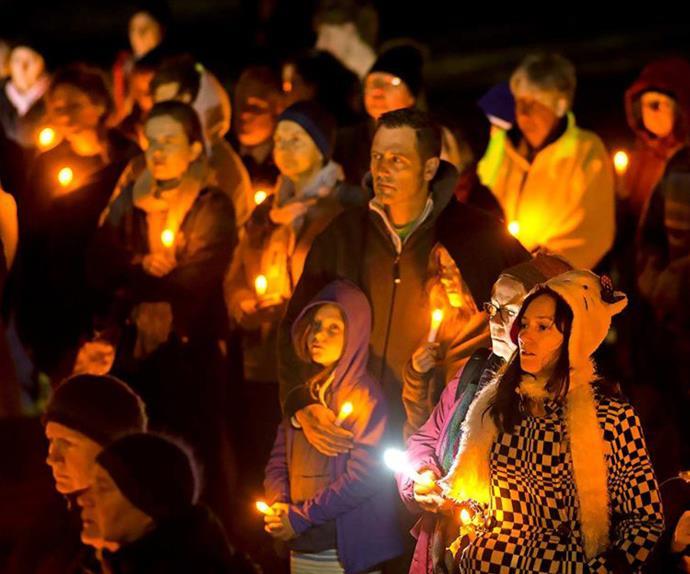 Canberra Vigil