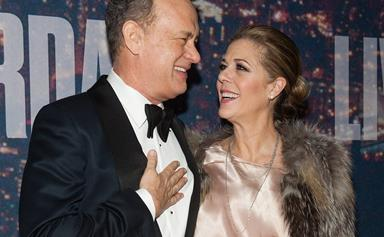 Rita Wilson says she's closer than ever with Tom Hanks following her double mastectomy
