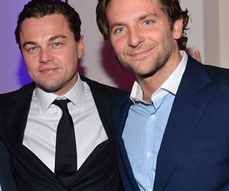 The bromance continues! Bradley Cooper and Leonardo DiCaprio party in New York