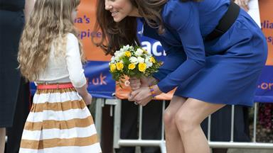 Duchess Catherine writes an emotional letter to gain support for Children's Hospice Week